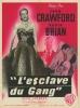 L'esclave du gang (The Damned Don't Cry)
