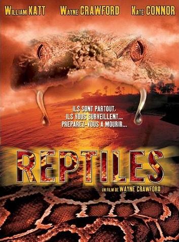affiche du film Reptiles