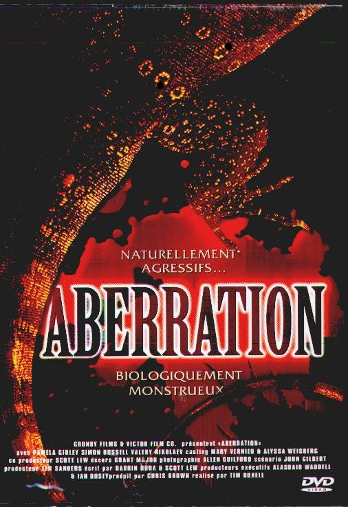 affiche du film Aberration
