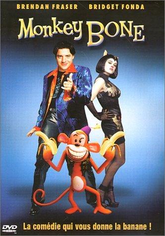affiche du film Monkeybone, bienvenue chez les Toons