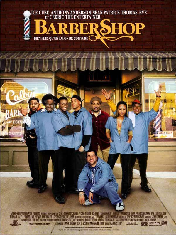 affiche du film Barbershop