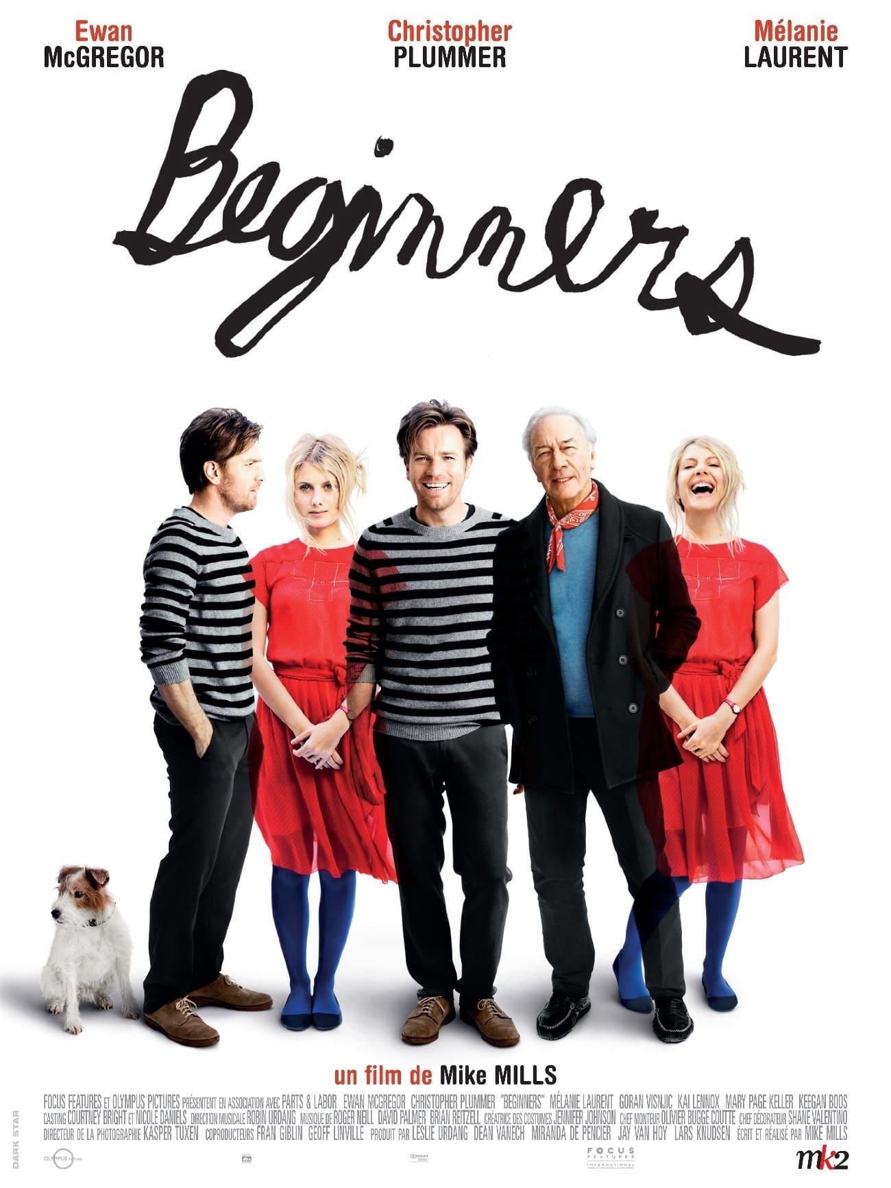 affiche du film Beginners
