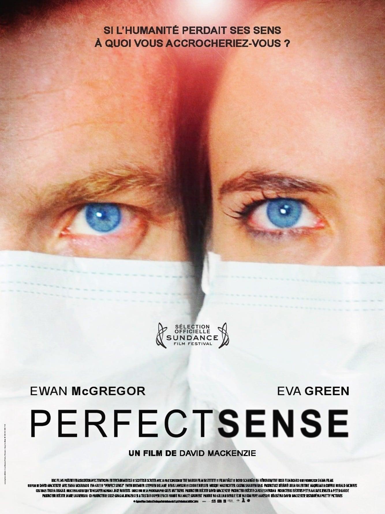 affiche du film Perfect Sense