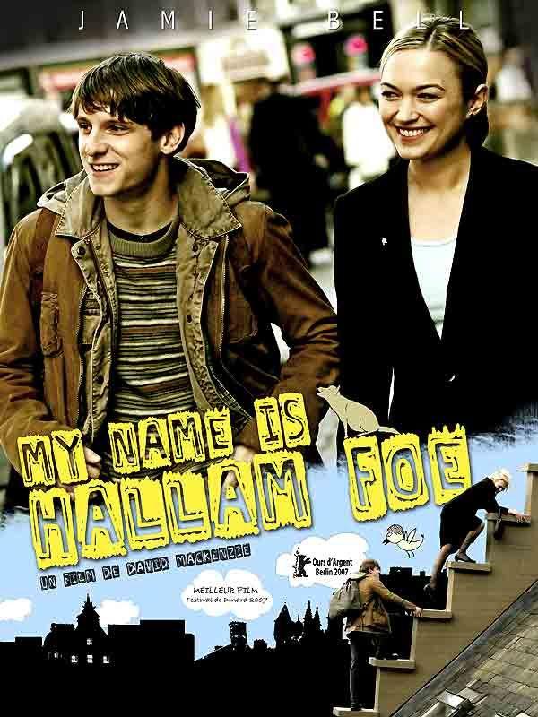 affiche du film My Name is Hallam Foe