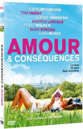 affiche du film Amour & conséquences