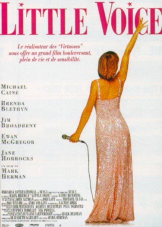 affiche du film Little Voice