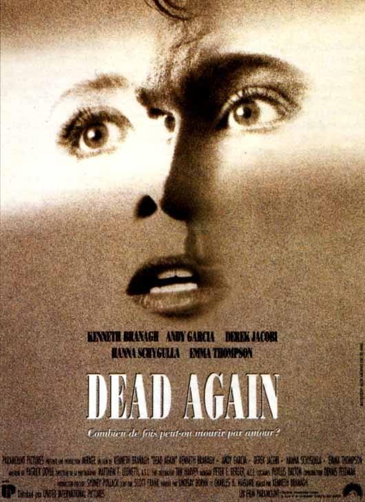 affiche du film Dead Again