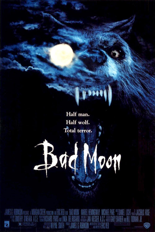 affiche du film Pleine lune