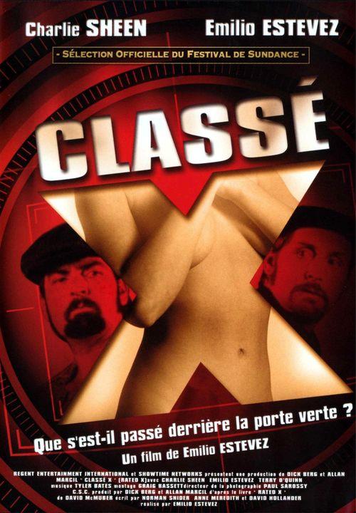 affiche du film Classé X (TV)