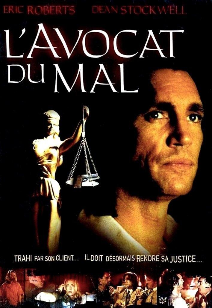 affiche du film L'avocat du mal