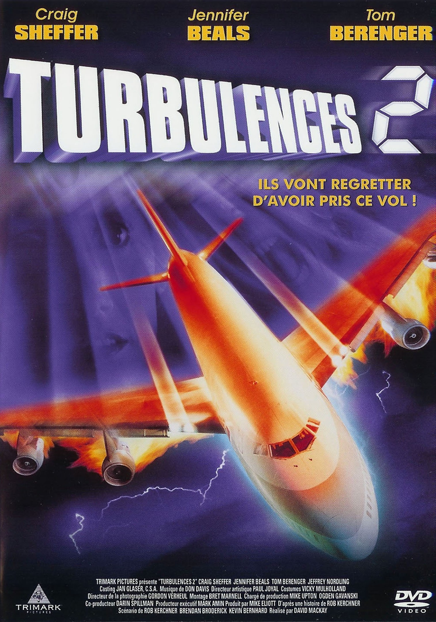 affiche du film Turbulences 2
