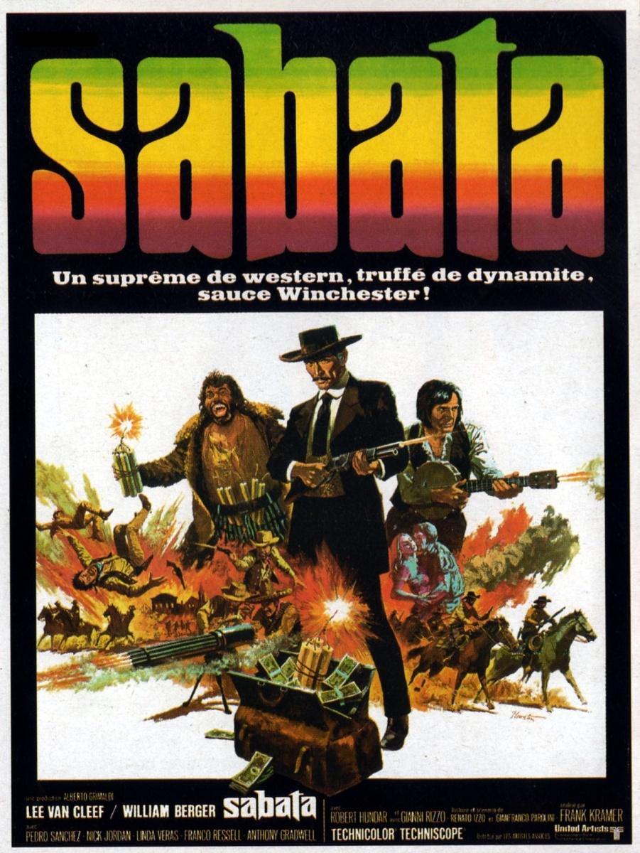 affiche du film Sabata