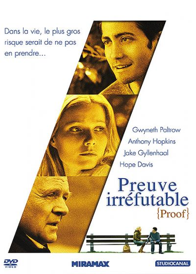 affiche du film Proof (2005)