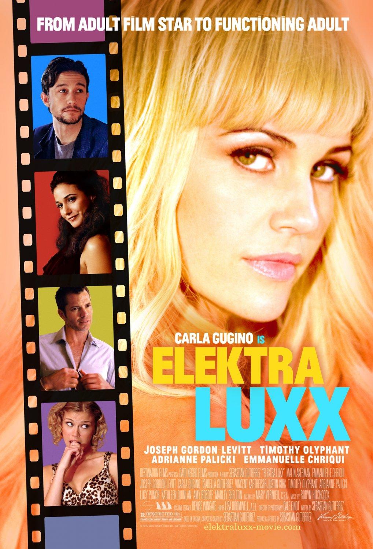 affiche du film Elektra Luxx