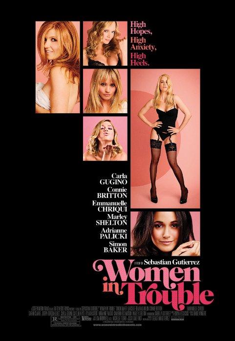 affiche du film Women in Trouble