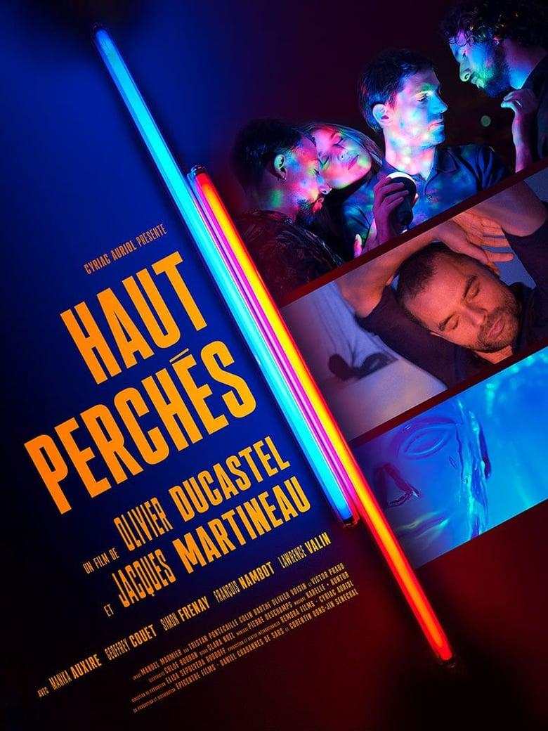affiche du film Haut-perchés