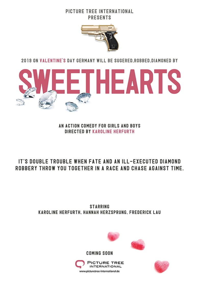 affiche du film Sweethearts