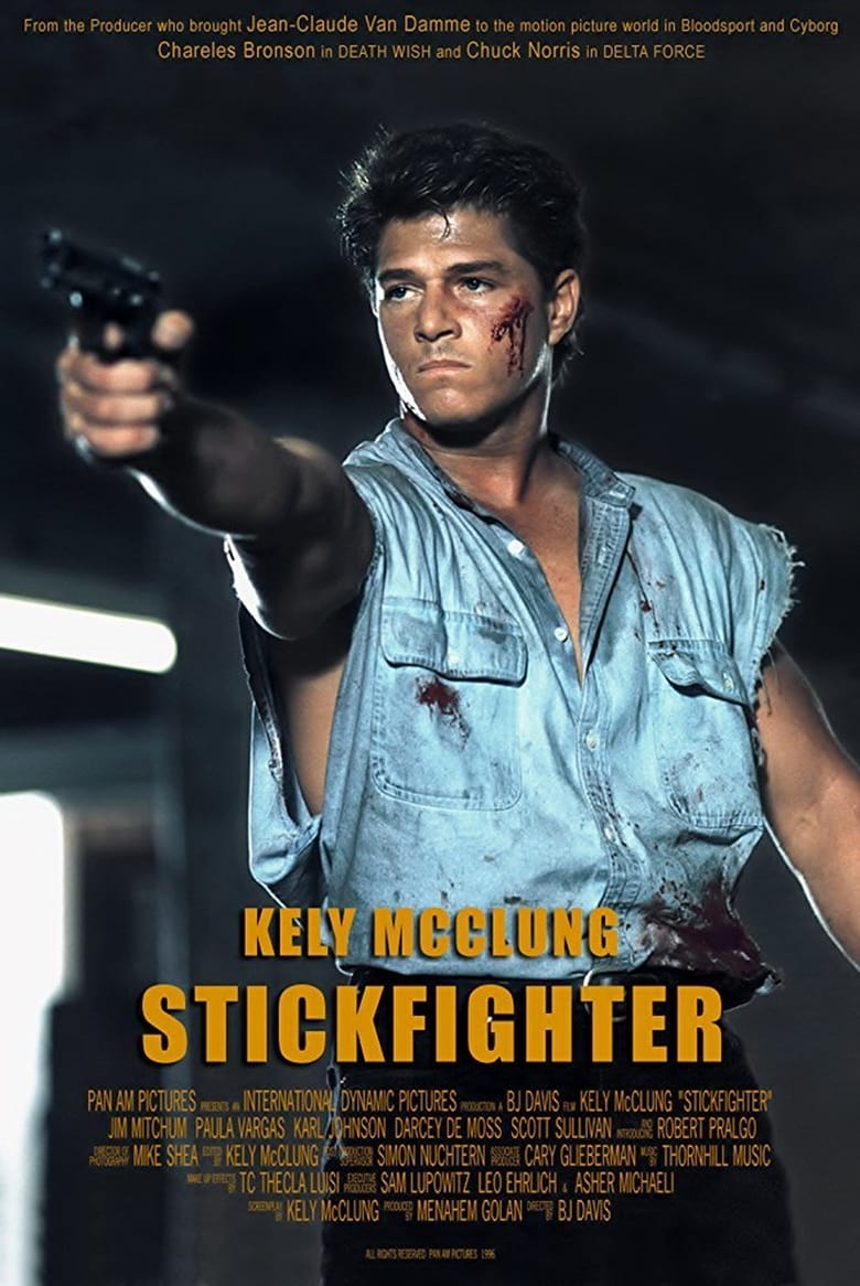 affiche du film Stickfighter