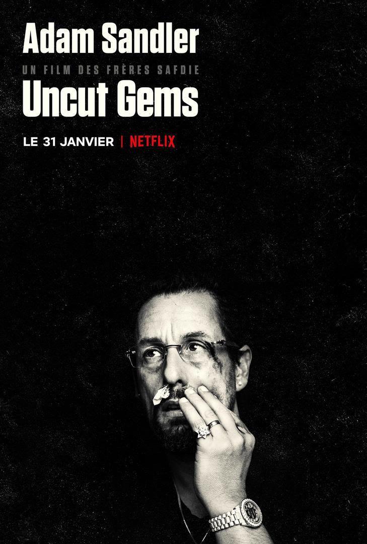 affiche du film Uncut Gems