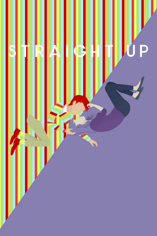 affiche du film Straight Up