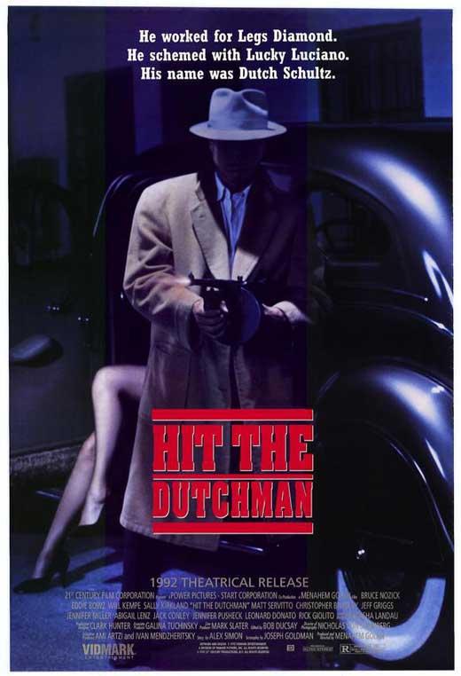 affiche du film Hit the Dutchman