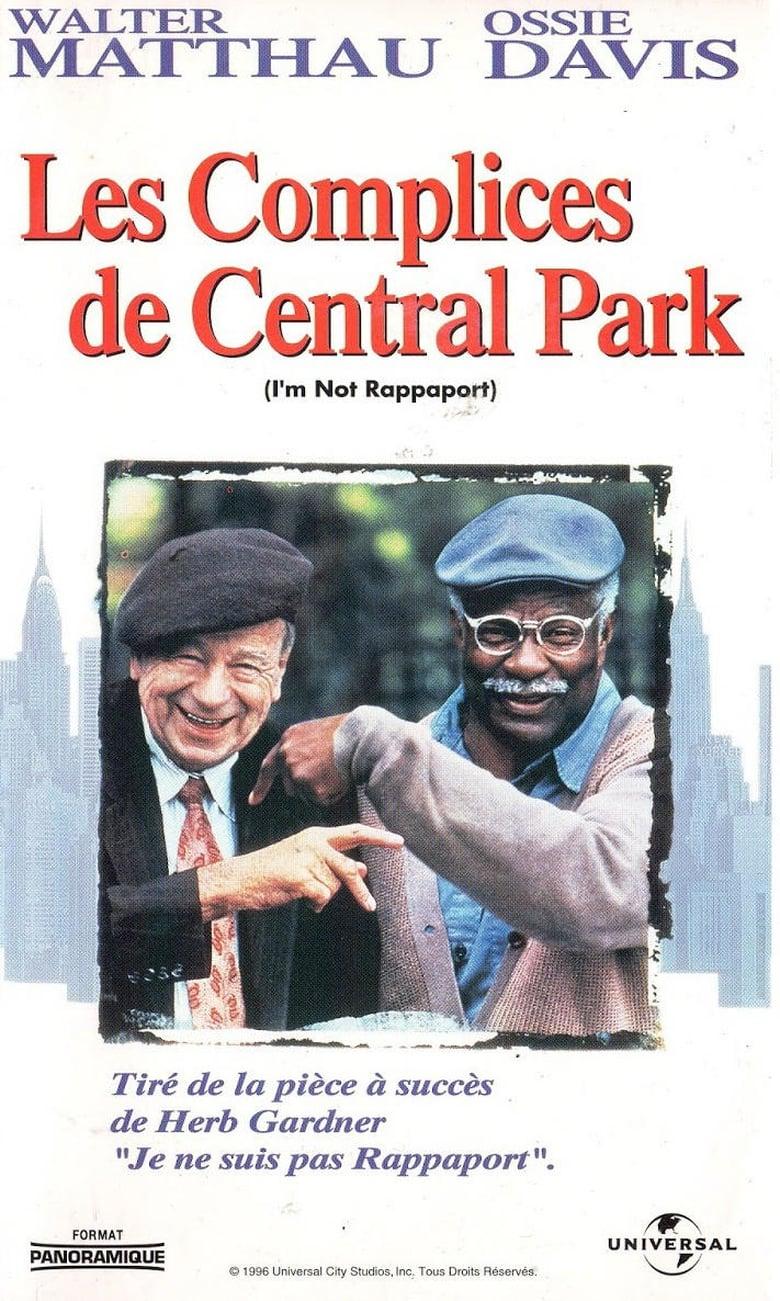 affiche du film Les Complices De Central Park