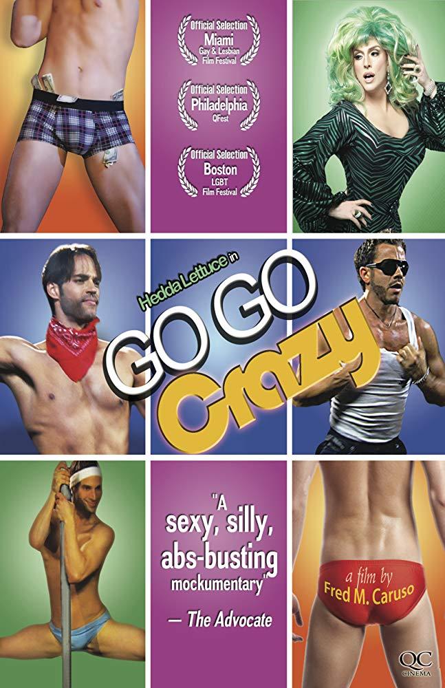affiche du film Go Go Crazy