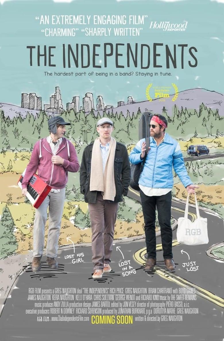 affiche du film The Independents