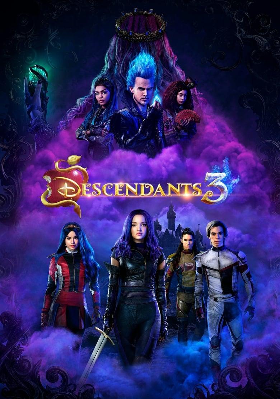 affiche du film Descendants 3 (TV)