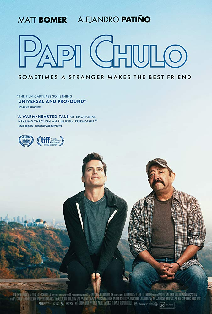 affiche du film Papi Chulo
