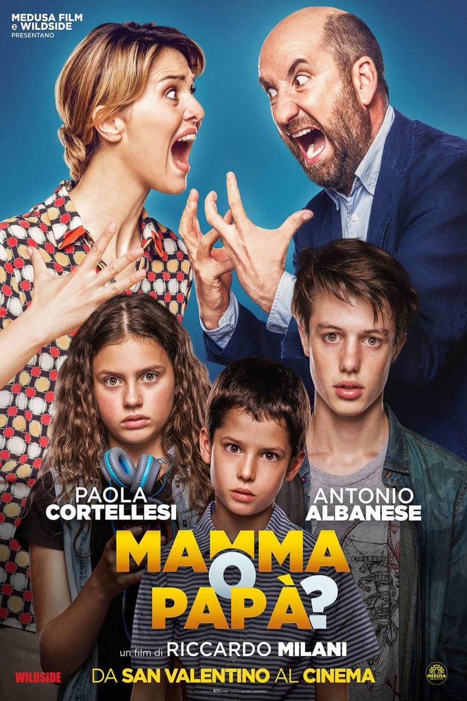 affiche du film Mom or Dad ?