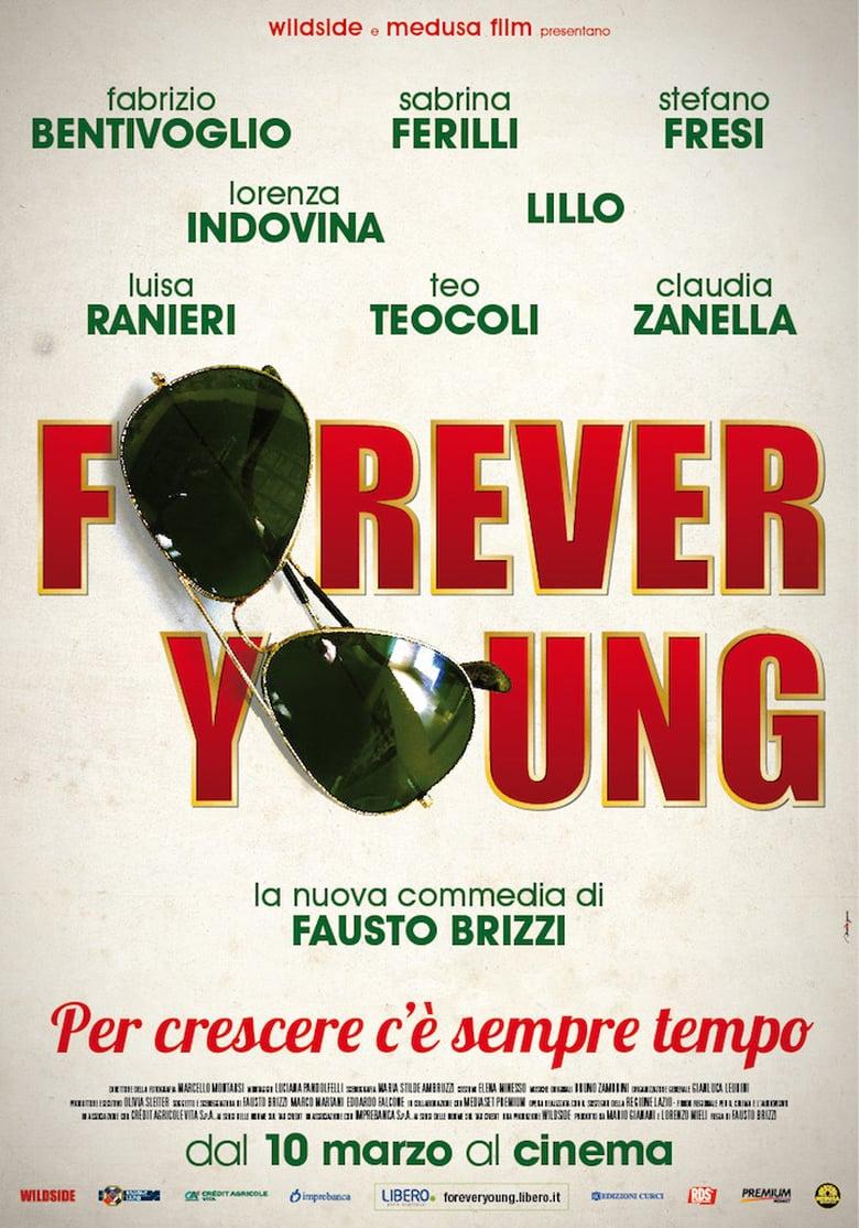 affiche du film Forever Young