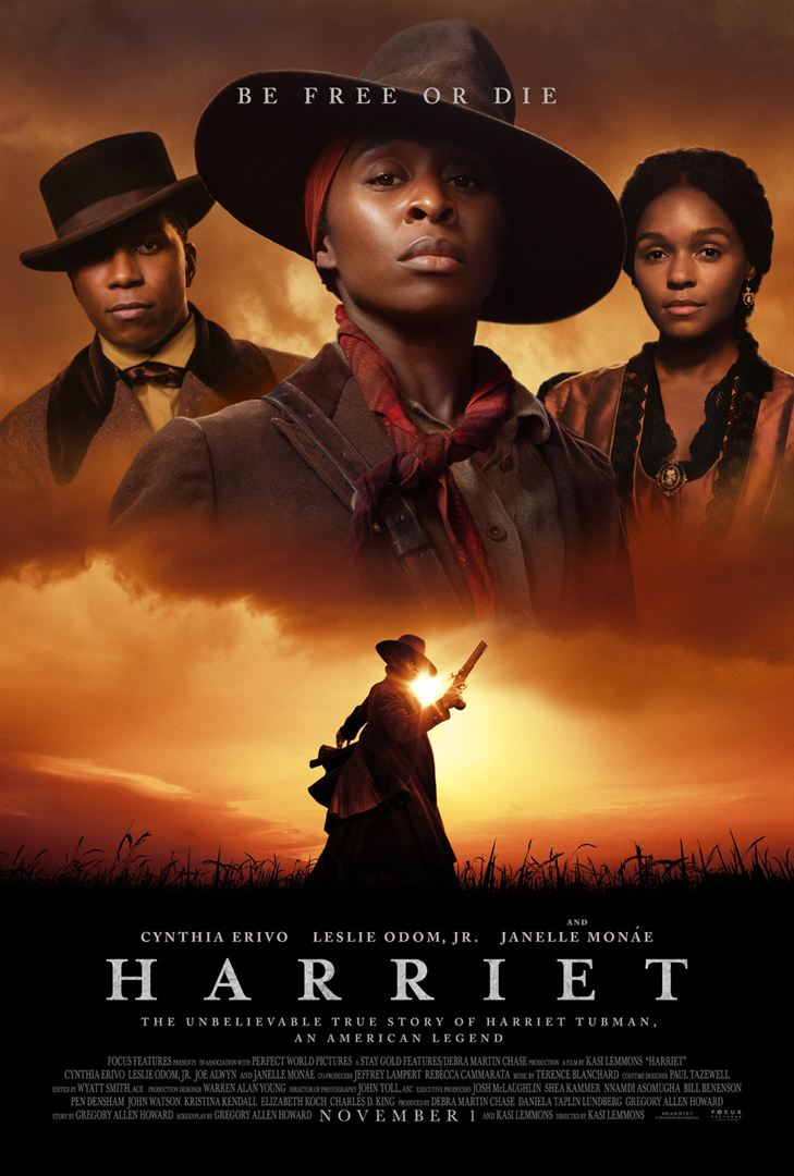 affiche du film Harriet