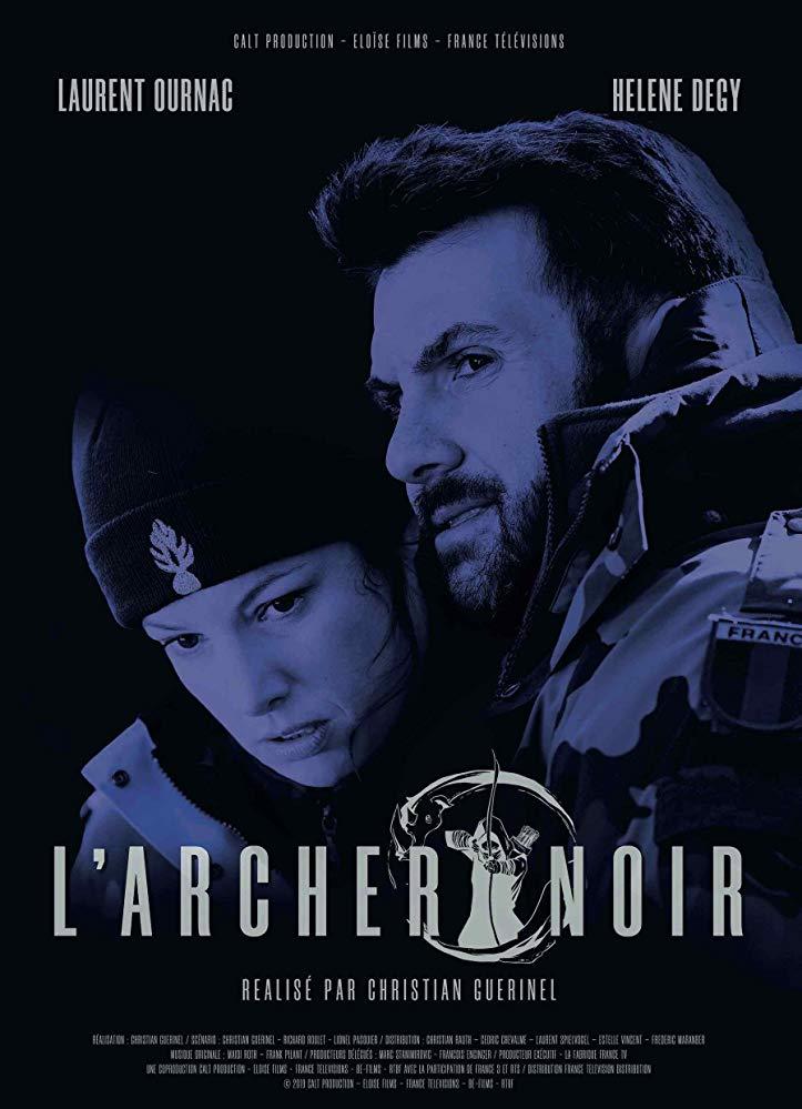 affiche du film Meurtres au Pays des Maures : L'archer Noir (TV)