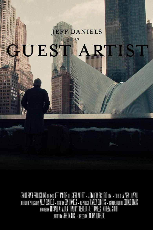 affiche du film Guest Artist