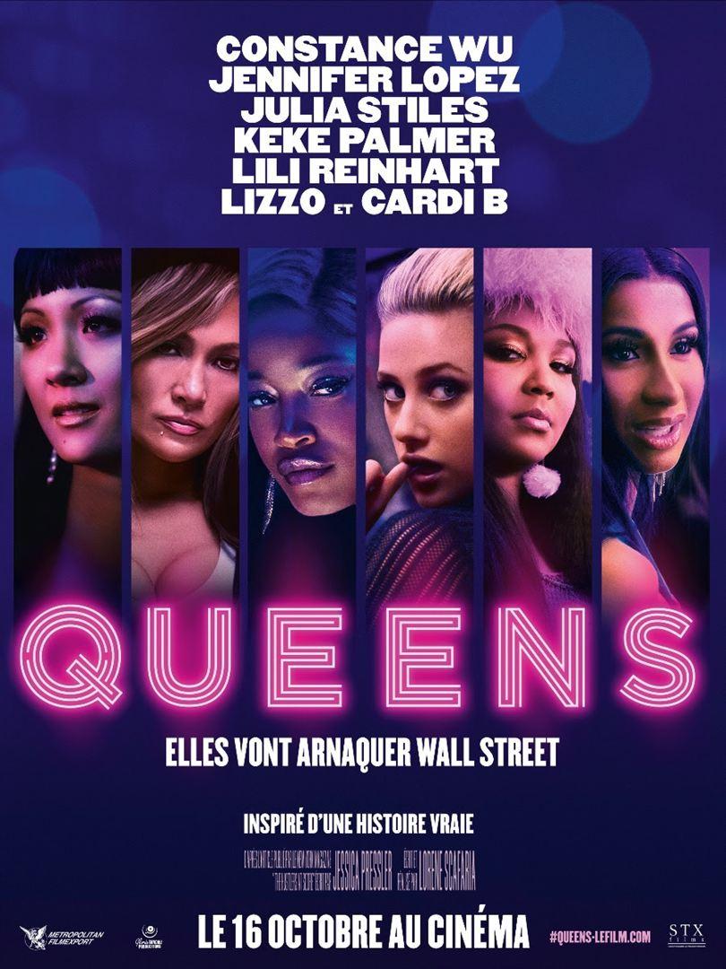 affiche du film Queens