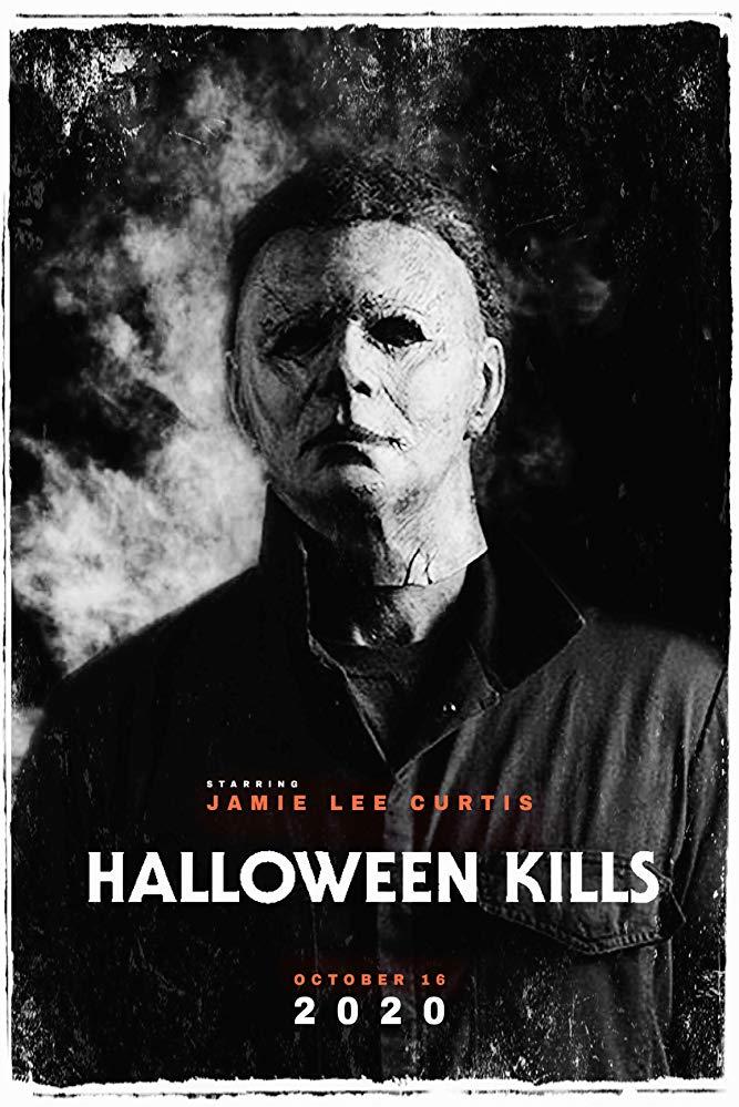 affiche du film Halloween Kills