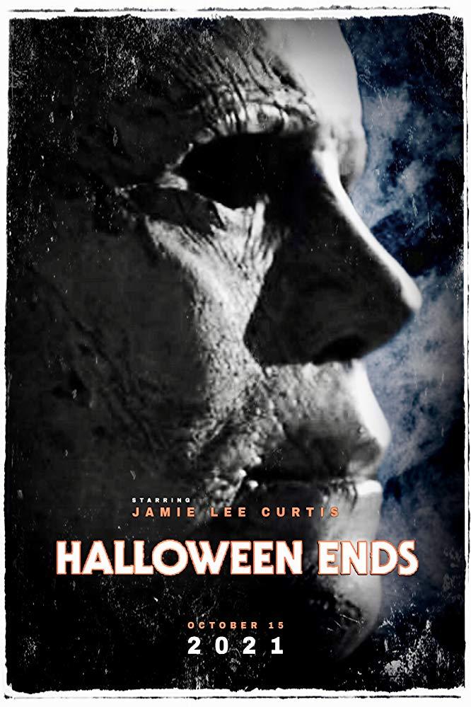 affiche du film Halloween Ends