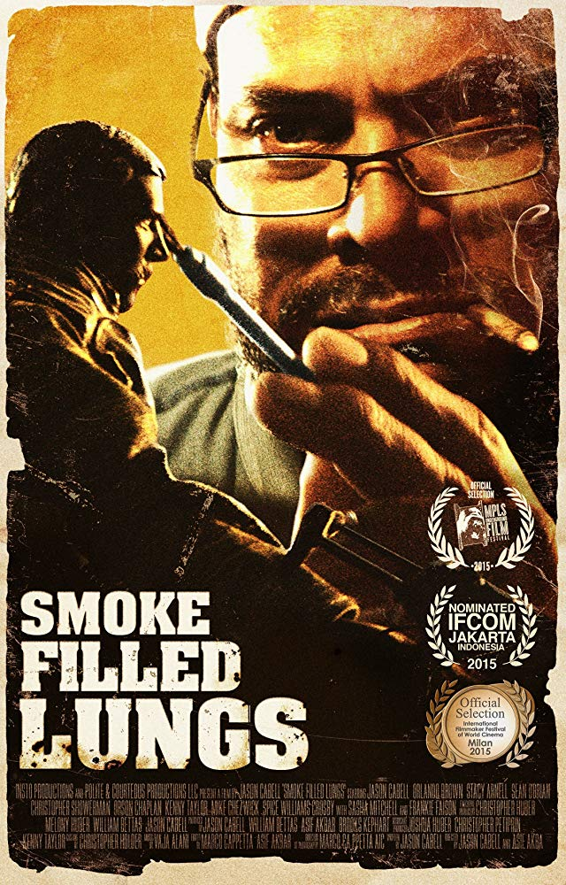 affiche du film Smoke Filled Lungs