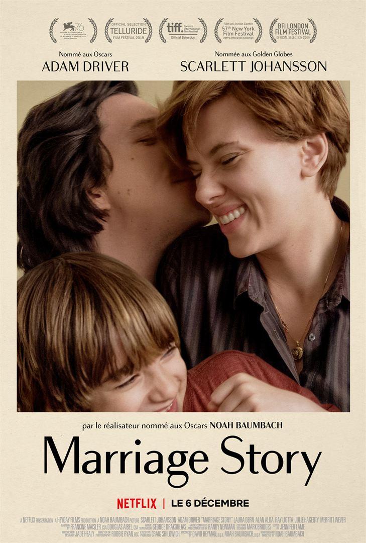 affiche du film Marriage Story