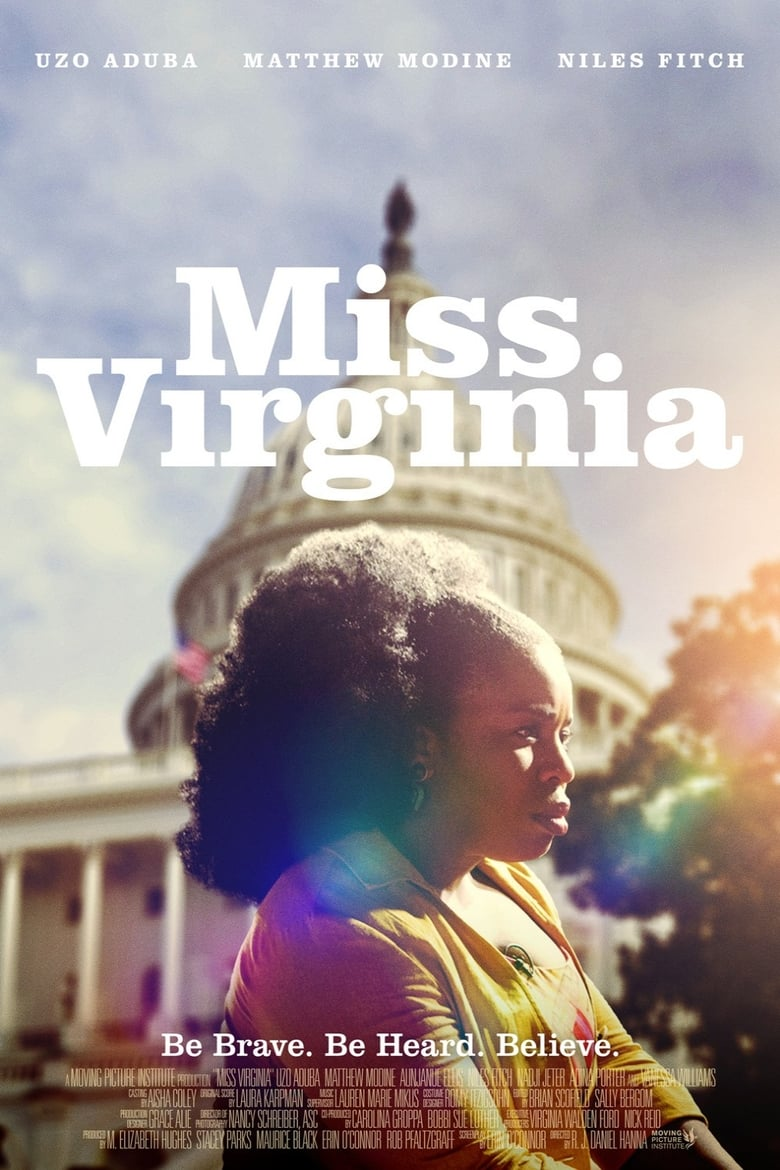 affiche du film Miss Virginia
