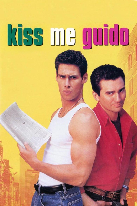 affiche du film Kiss Me, Guido