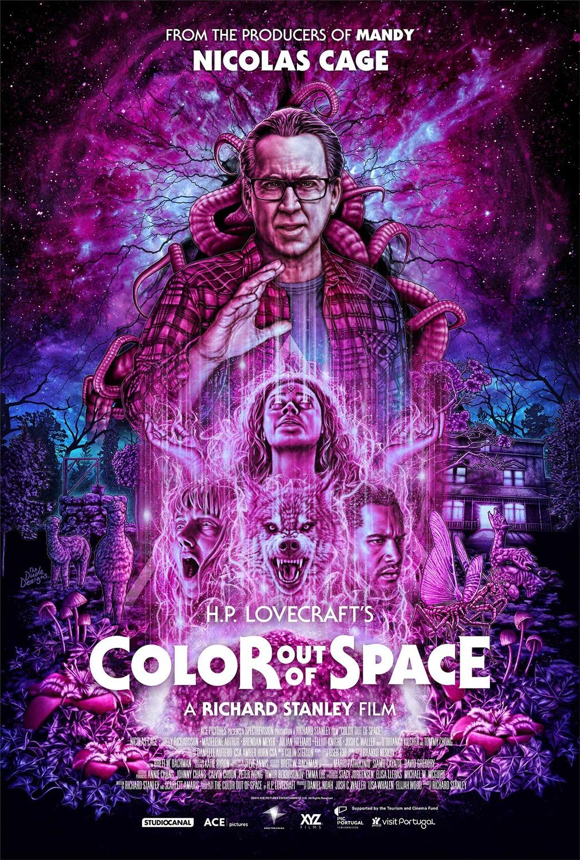 affiche du film Color Out of Space