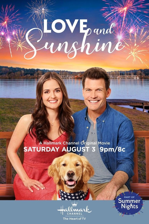 affiche du film Un chien pour deux (TV)