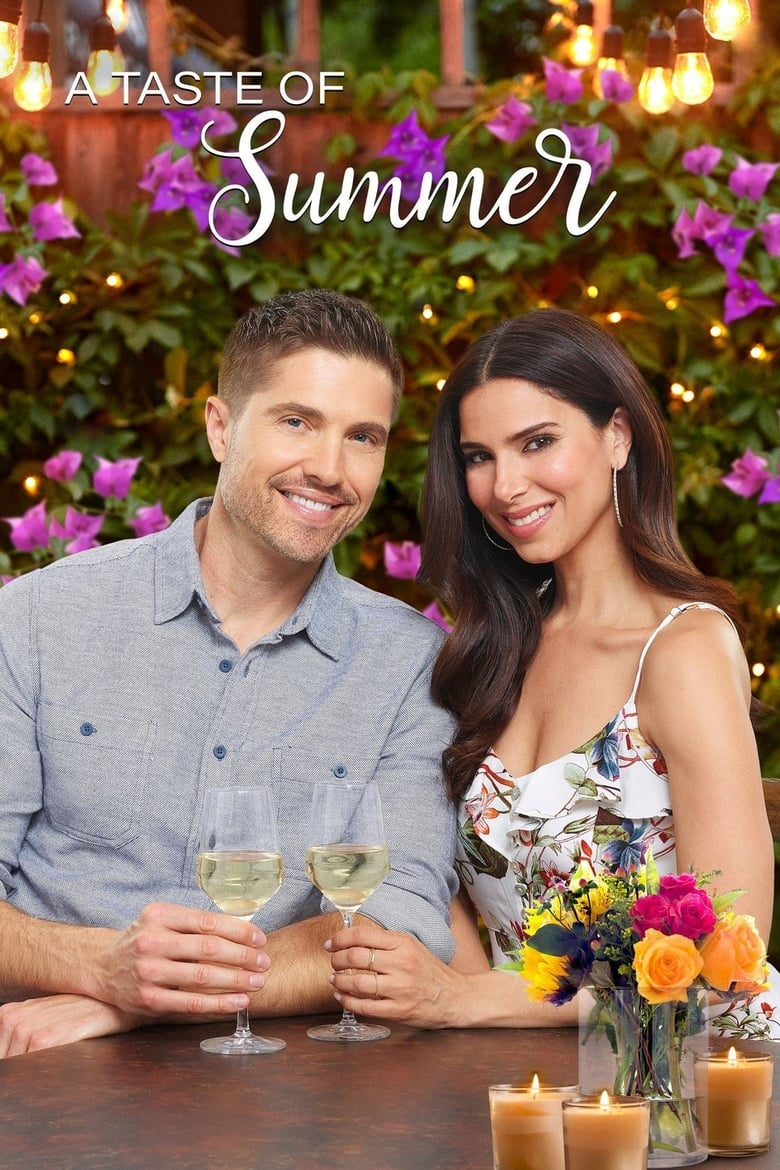 affiche du film A Taste of Summer (TV)