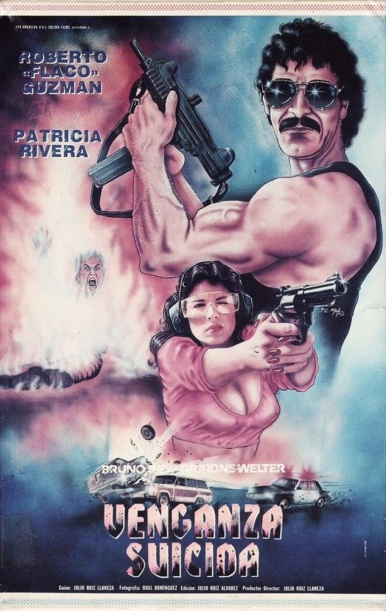 affiche du film Venganza Suicida