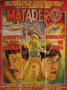 affiche du film Matadero