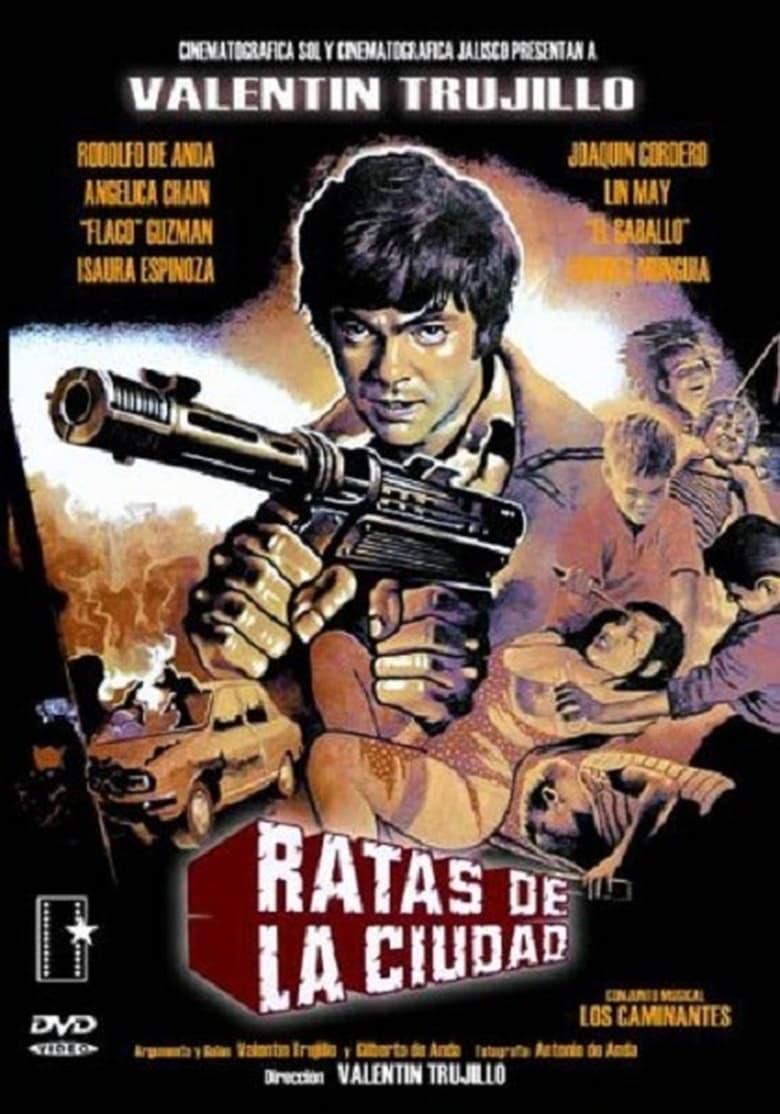 affiche du film Ratas de la ciudad