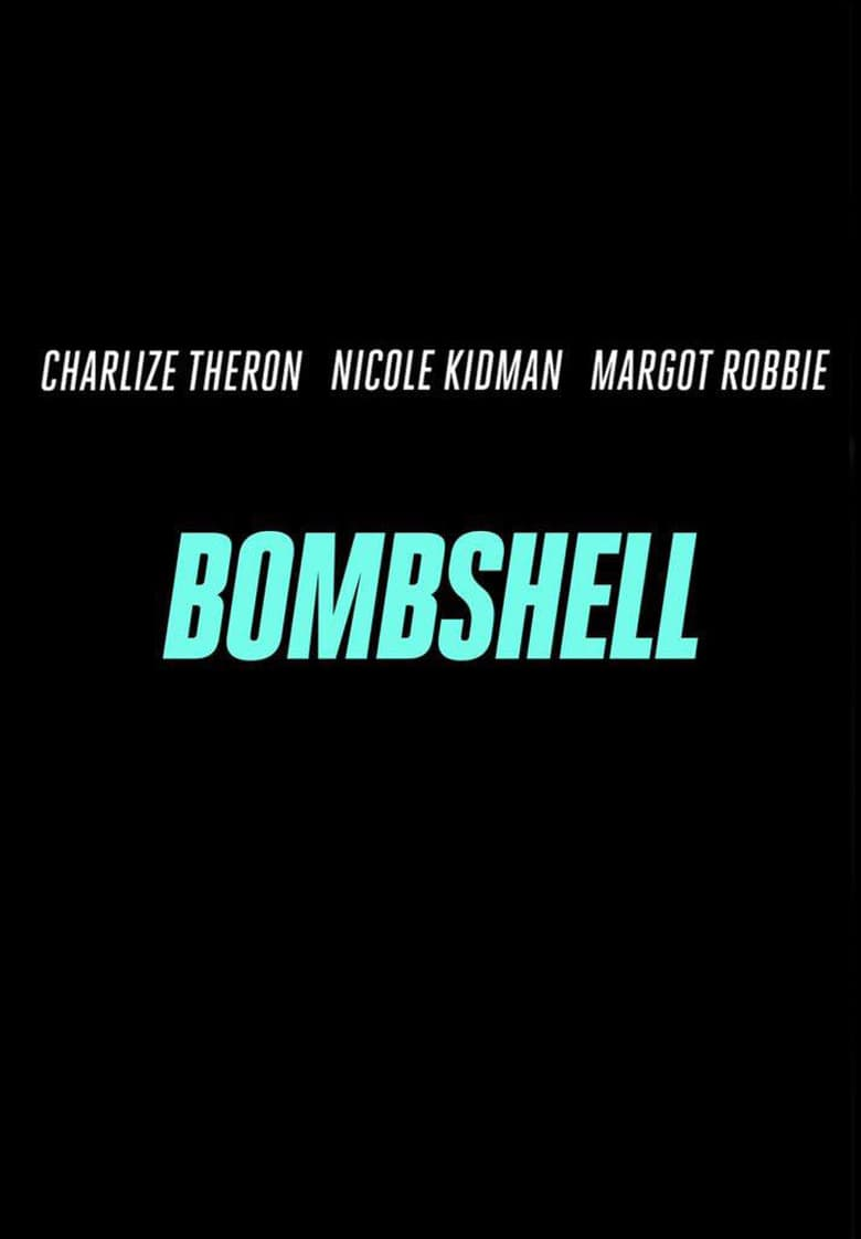 affiche du film Bombshell