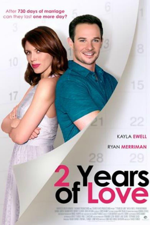 affiche du film 2 ans d'amour